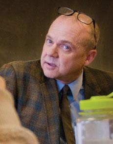 Dana Burgess, professor of classics