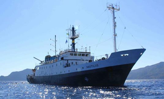 nautilus ship