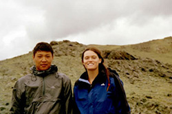 tsogtoh and laura