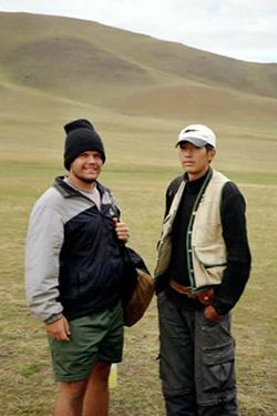 john and tsomo