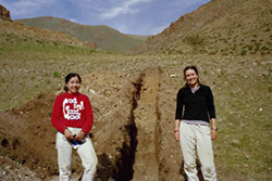 sara and laura