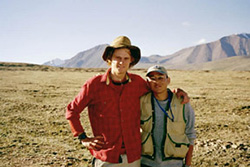 bevis and enkbayar