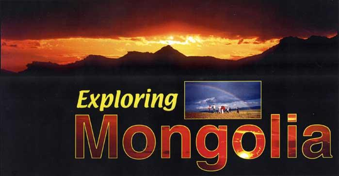 exploring mongolia
