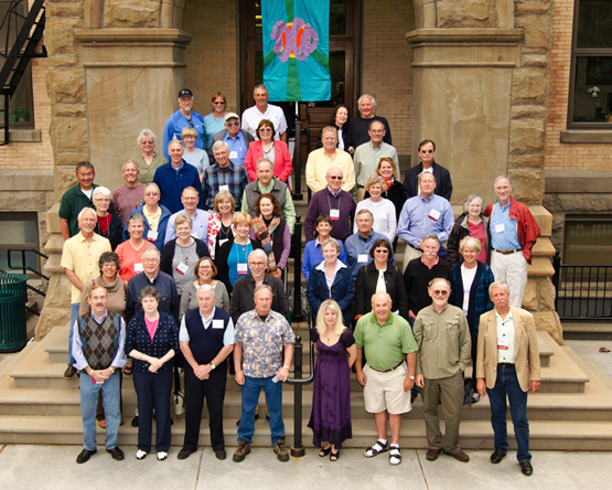 Class of 1968 Cluster Reunion, Spring 2012