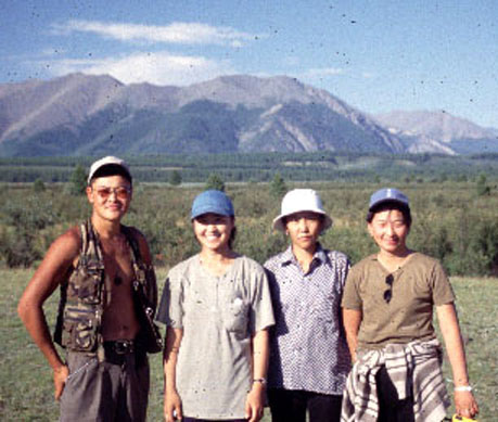 mongol Students