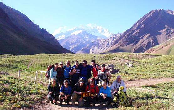 Aconcagua-Horcones-Valley