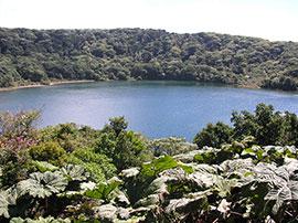 poas - lake