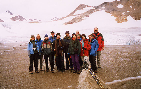 whittie glacier