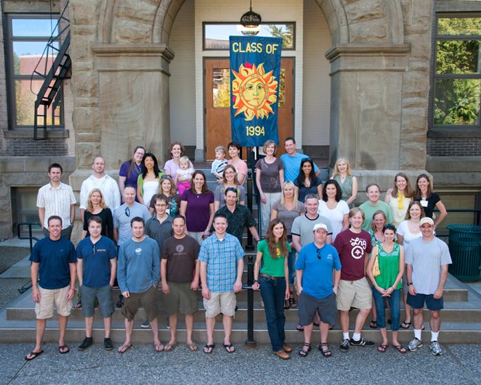 Whitman College Class of 1994 - Fall 2010