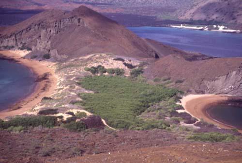 tombolo dunes