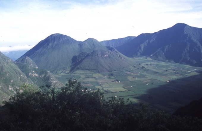 caldera central dome