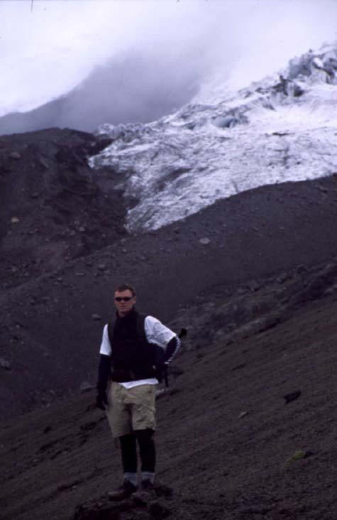 lateral moraines glacier