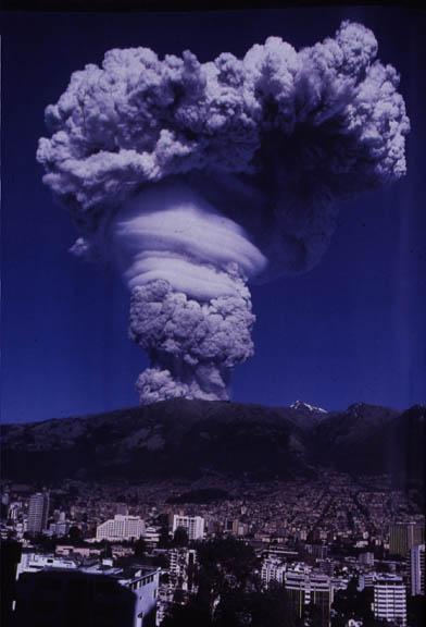 october 1999 eruption