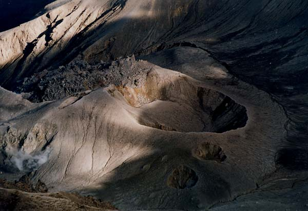 dome and crater