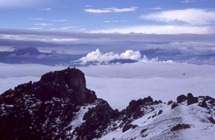 avenue of volcanoes