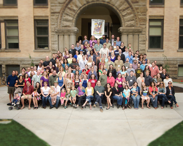 Whitman College Class of 2001 - Fall 2011