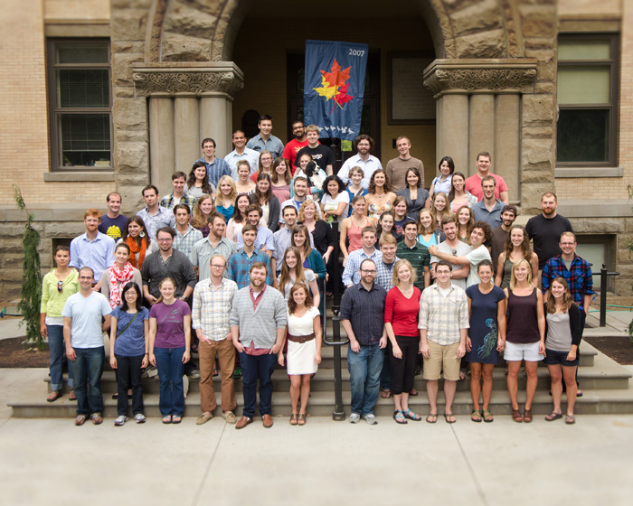 Whitman College Class of 2007 - Fall 2011