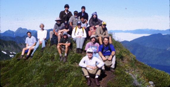 Queen Charlotte Islands, British Columbia, August 1999