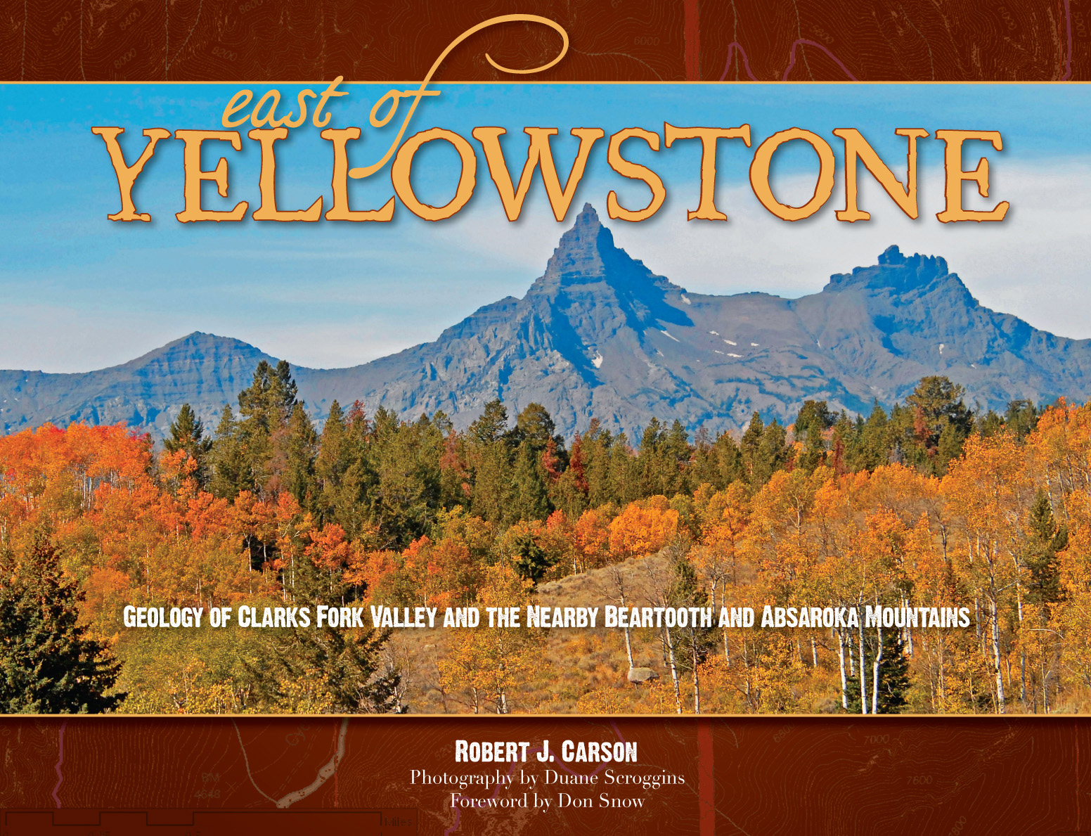 east of yellowstone