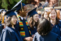 2011 Commencement photo gallery