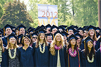 2012 Commencement photo gallery