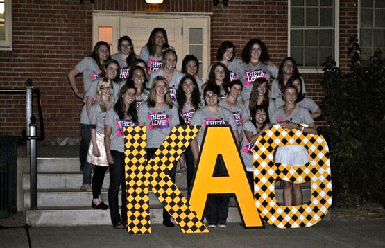 K.A.T. pledge group