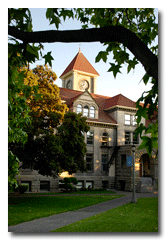 Whitman College Memorial Hall