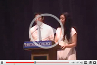 Baccalaureate speakers video