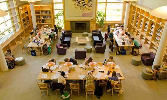 Allen Reading Room