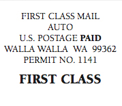 First Class (CASS Certified)