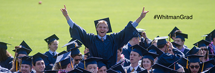 Whitman College Commencement