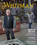 Whitman Magazine, Spring 2015