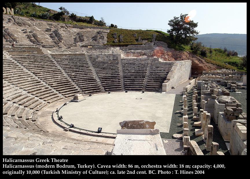 Halicarnassus.Theatre