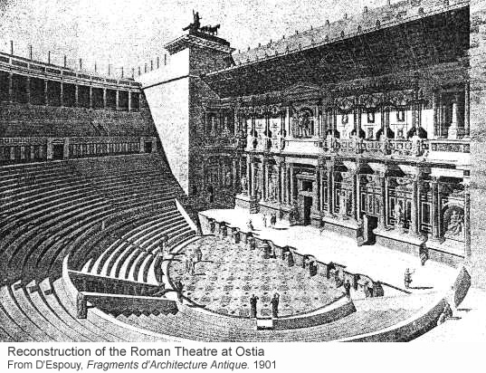 an introduction to the history of theatre in greece An index of articles on the greek the persians - a brief summary and history of the play the suppliants - an introduction to the play and the.